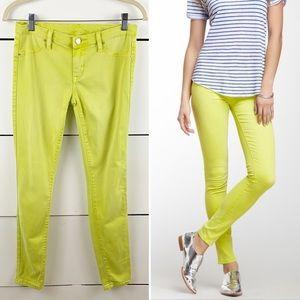 BLANKNYC The Spray On Neon Skinny Jean